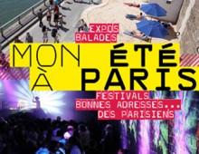 Guide Mon été à Paris
