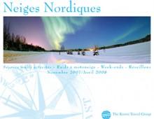 Scanditour catalogue voyage