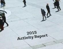 Rapport d'activité 2015 Seureca Veolia