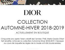 Newsletter Dior